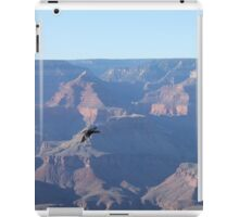 Grand Canyon Bird iPad Case/Skin