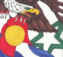 colorado eagle by kklarson