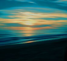 Surf Music In the Evening by Rod Underhill