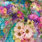 Easter Posies for You! by Sandra Fortier