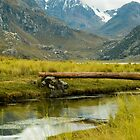 Huaraz, Peru by juan jose Gabaldon