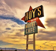 Roy's by Andie  Smith