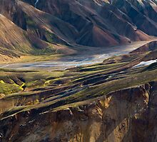 Landmannalaugar colors by thonycity