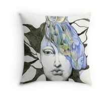 Totem #1 Throw Pillow