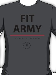 fit army T-Shirt