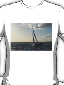 Sailing Towards the Sunlight T-Shirt