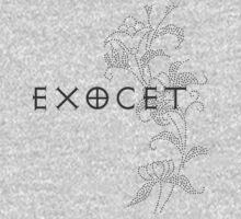 exocet gothic style  by Zehda