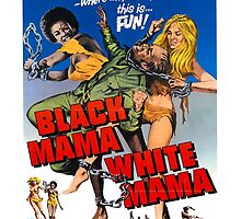 Black Mama White Mama (Red) by PulpBoutique