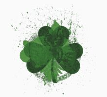 3 Leaf Clover by boehmgraphics