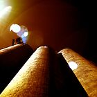 Geelong Grain Silos - Part of our Heritage by lightsmith