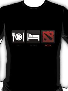 Eat Sleep Dota T-Shirt
