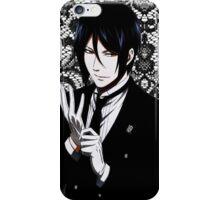 Sexy Sebastian iPhone Case/Skin