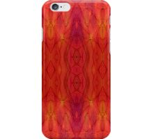 The Geometry of Color (landscape) iPhone Case/Skin