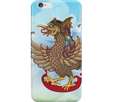 Puppet character ' Jatayu ' or Eagle on the story of the Ramayana iPhone Case/Skin