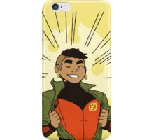 Damian Wayne - Not Robin Anymore (Cover Version) iPhone Case/Skin