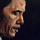 President Barack Obama by psovart