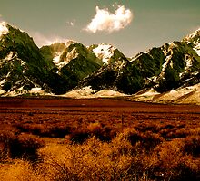 Eastern Sierra's Majesty 2 by Brian McLafferty