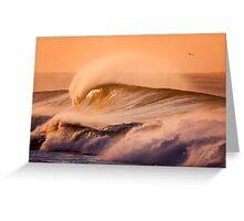 Rye Back Beach Greeting Card
