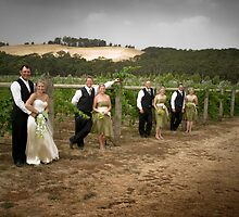 Party in the Vines by Sue Wilson (Kane)
