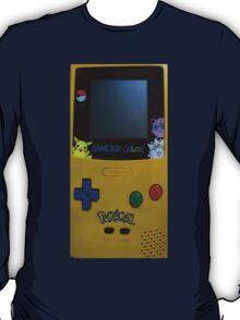 GameBoy Color Pokemon T-Shirt