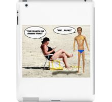 Bulging! iPad Case/Skin