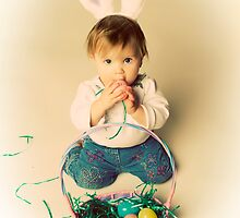 Easter Bunny Baby by Melissa Arel Chappell