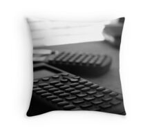 Tales of a Former Engineering Student - Part III Throw Pillow