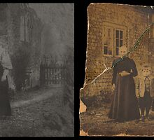 Restoration No.2 Work Before and After by davesphotographics