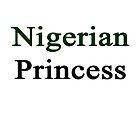 Nigerian Princess  by supernova23