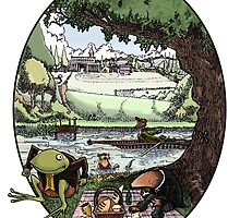 Wind in the Willows by Andy Smith