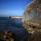Blue Harbor by John Felix