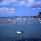 St. Briac, Brittany, France by John Morris