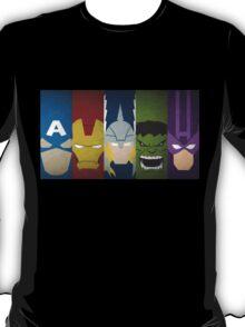 heroes or superheroes? T-Shirt