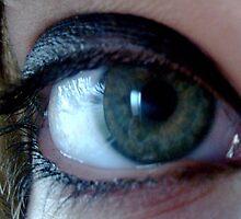 My Eye by NaturalDisaster