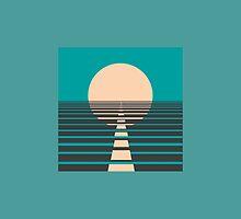 Blue dawn by M J
