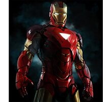 iron man by deivid9761