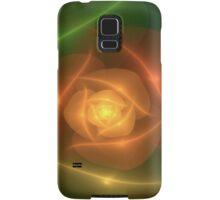 Orange Rose Samsung Galaxy Case/Skin