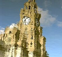 LIVER BUILDING REFLECTION by gothgirl