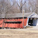 covered bridge by Dave & Trena Puckett