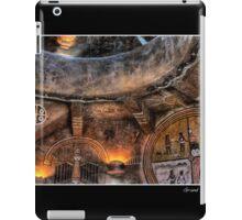 Grand Canyon Tower Abstract No 1 Poster iPad Case/Skin