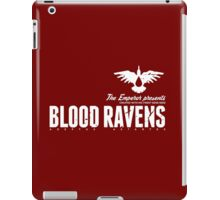 Blood Ravens - Sign - White iPad Case/Skin