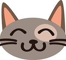 This is my happy cat face  by soulwhispherer