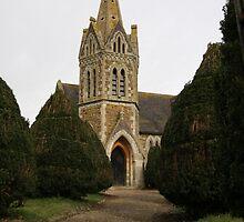 St John the baptist, Lower Shuckburgh by Asenna