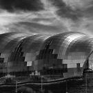 The Sage Gateshead, UK by hologram