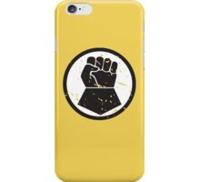 Imperial Fists - Sigil - Warhammer iPhone Case/Skin