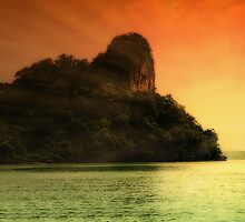 Langkawi Sunset by geirkristiansen