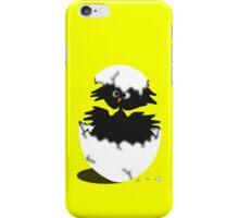 Black Chicken iPhone Case/Skin