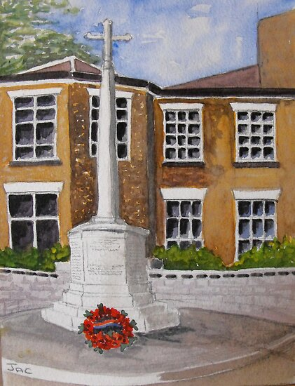 Cenotaph. by JacquiK