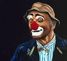 Senor Billy The Clown by psovart