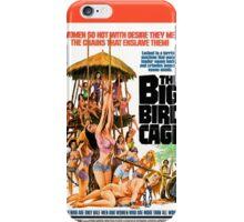 The Big Bird Cage (Orange) iPhone Case/Skin
